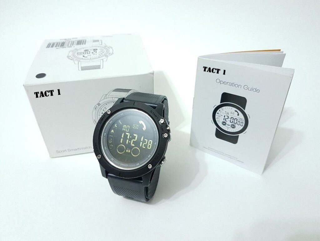 TactWatch Offer