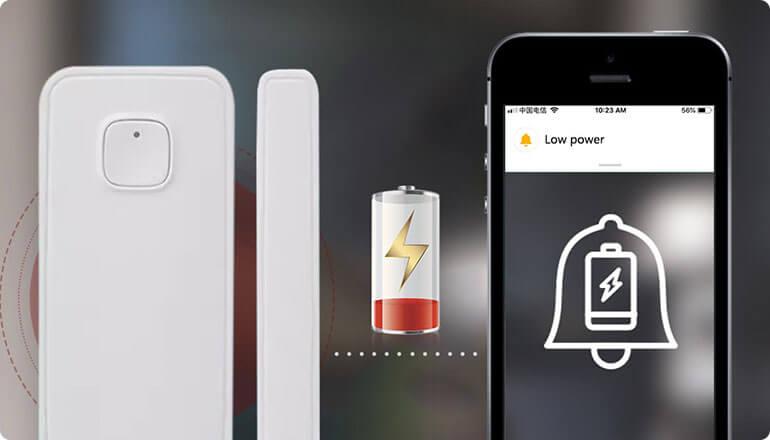Smart Sensor Device - Home Police 24