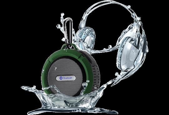 Waterboom 360 Bluetooth speaker