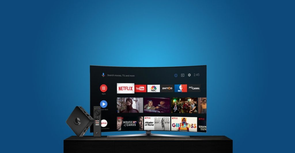 AndroidTV Box - Stream Your Favourite Shows