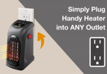 Handy Heater Review