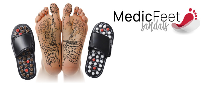 Medic Feet Sandals Review