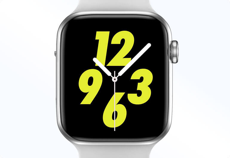 xWatch Vibrant Display