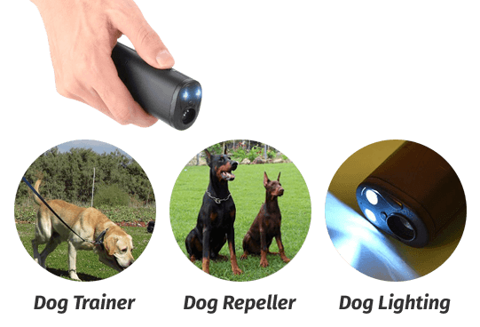 BarxStop Ultrasonic Dog Repellent Device