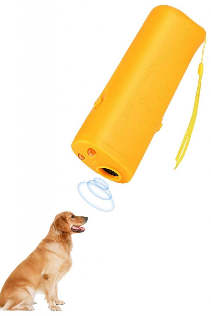 Lybrist LED 3-in-1 Anti Barking Device