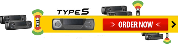 Type S Wireless Parking Sensor Order Now!