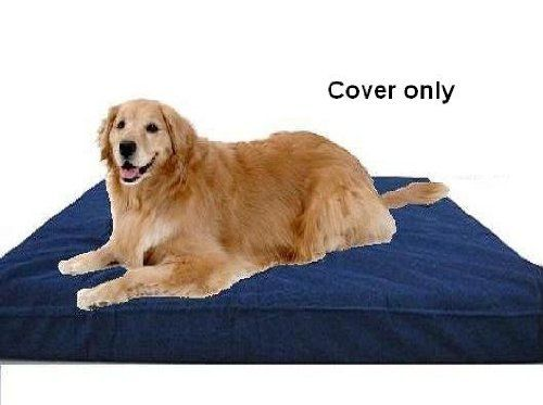Denim Jeans Dog Pet Bed External Cover