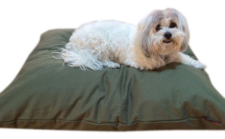 Durable Heavy Duty Relax and Soft Bed Dog Pillow Bed Cover