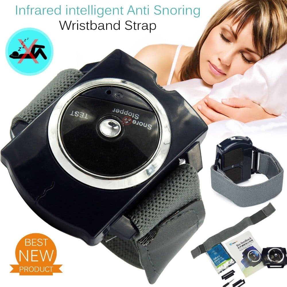 Sleep Connection wristband review