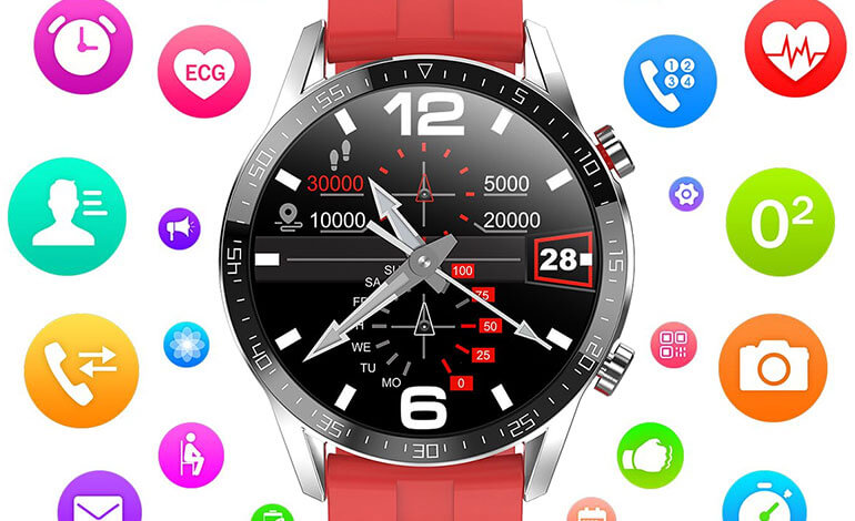 GX SmartWatch Function