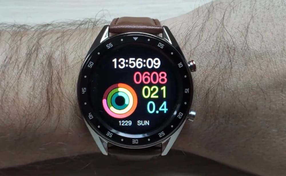 GX SmartWatch Online Review