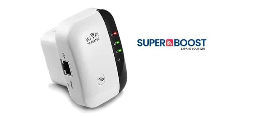 Super Boost WiFi Booster Boost WiFi Signal Range Extender Access Repeater
