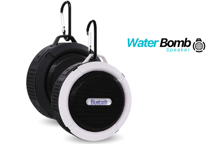 Water Bomb Speaker Review