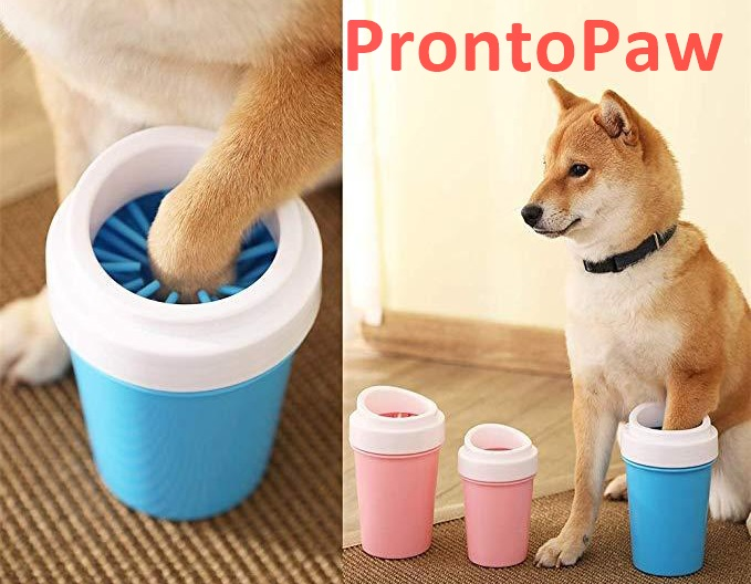 ProntoPaw Dog Paw Cleaner