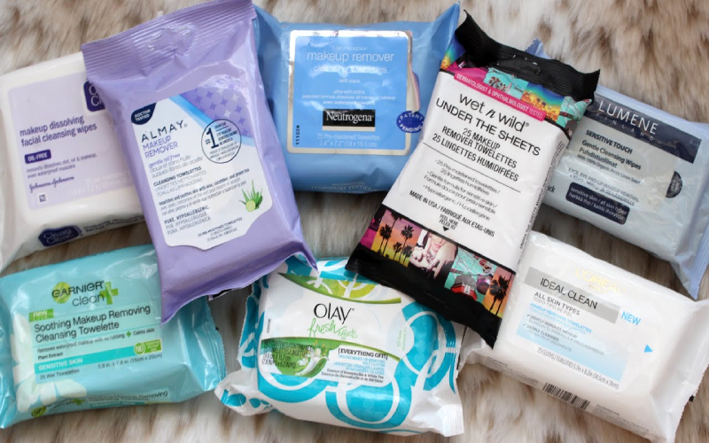 best makeup removal wipes