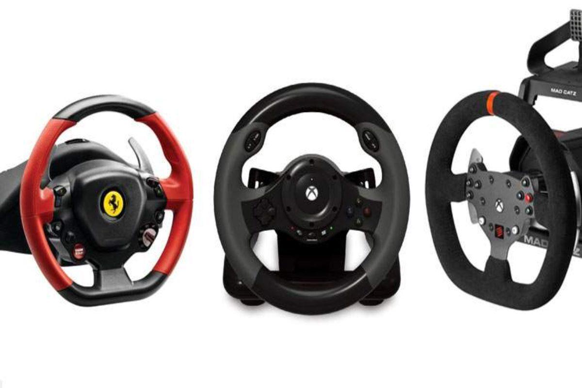 Top 10 xBox Steering Wheels