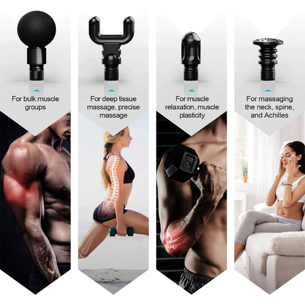mUSCLERELAX Pro Fetures