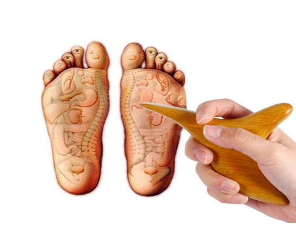 LaidBack Foot Massager