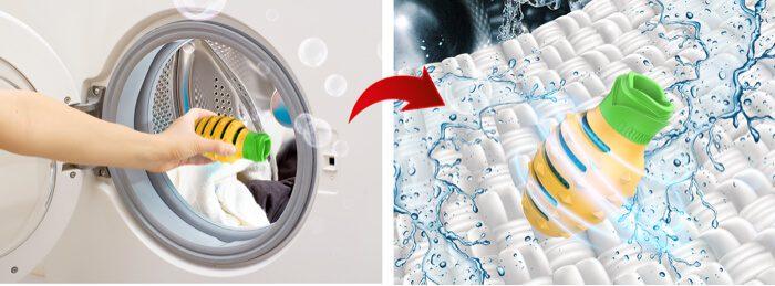 How to use Laundry Masher