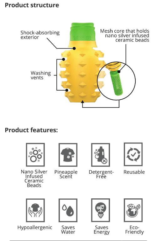Laundry Masher Structure