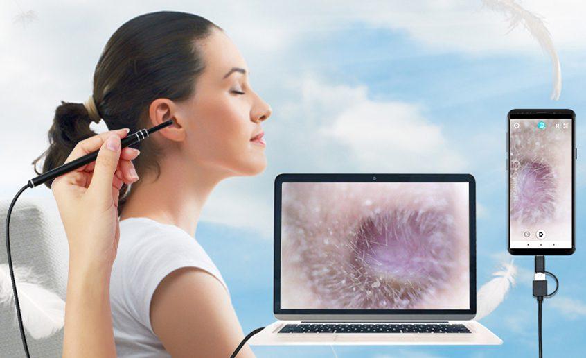 OptiLookNPick Ear Wax Remover