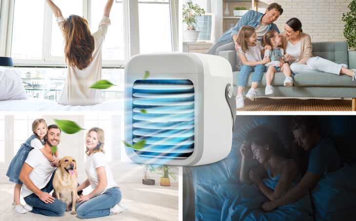 Blast Auxiliary Portable Humidifier