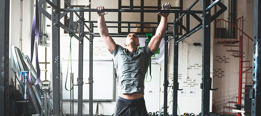 What is a Standing Pull-Up Bar?