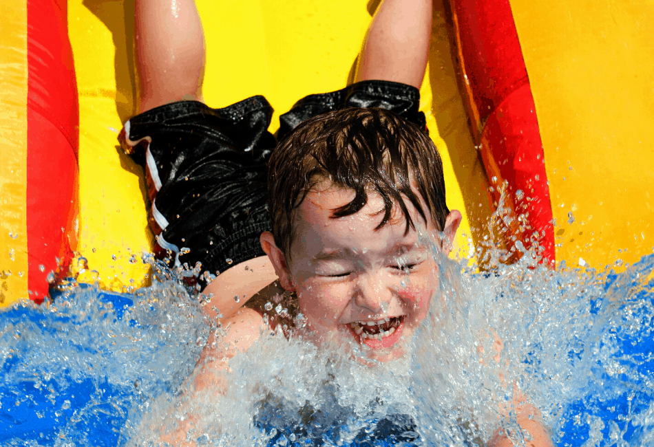 Factors to consider before buying inflatable water slides