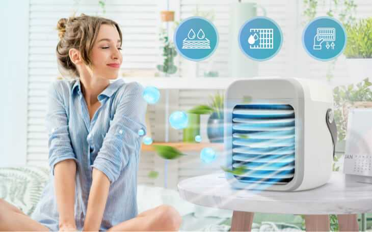 Blast Auxiliary Portable Humidifier Benefits