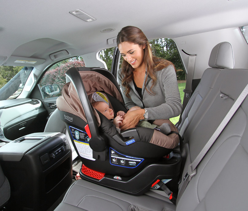 Why you might want an baby car seat