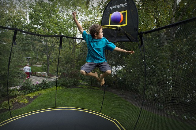 What Shape of Trampoline is Right for Me?