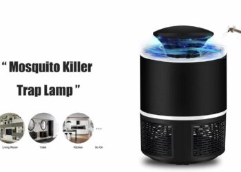 Top 10 Best Mosquito Zapper - Review & Buyer's Guide