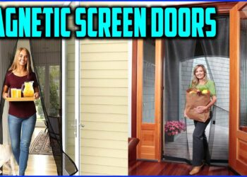 Top 10 Best Magnetic Screen Door - Review