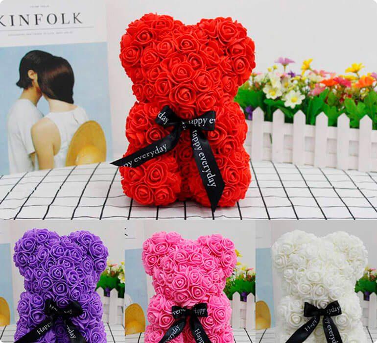 Roseal CuteBear as a gift