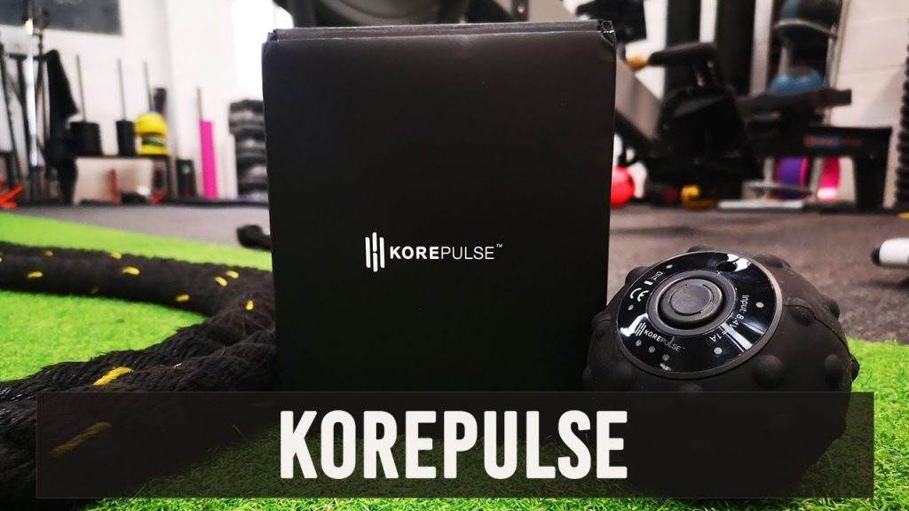 An image of KorePulse in gym
